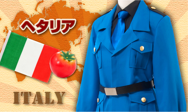 2016 Special Offer Free shipping Real Free shipping Adult Unisex Uniform Cloth Modal Axis Powers Hetalia Italy Cosplay Costume