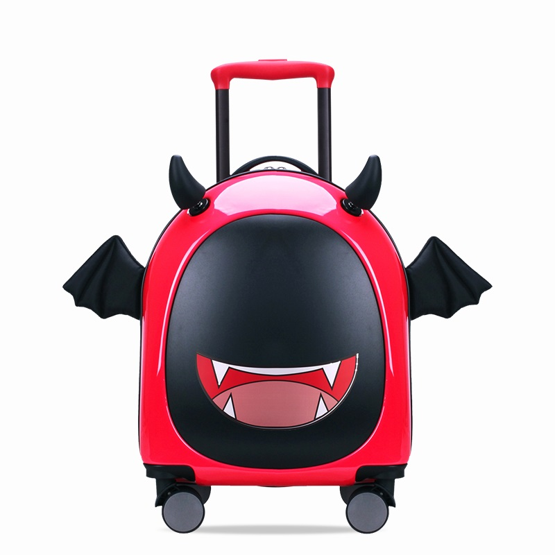 New Cute Cartoon Brand Suitcases Wheel Kids Travel Bag Student Trolley Children Cabin Rolling LuggageNew Cute Cartoon Brand Suitcases Wheel Kids Travel Bag Student Trolley Children Cabin Rolling Luggage