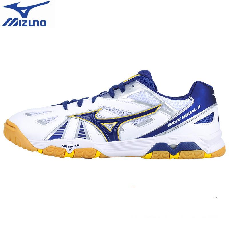 6c2c82378d6 Original MIZUNO WAVE MEDAL 5 Table Tennis Shoes for men ping pong Cushion  Stable Sports Shoes Breathable Sneakers-in Table tennis shoes from Sports  ...