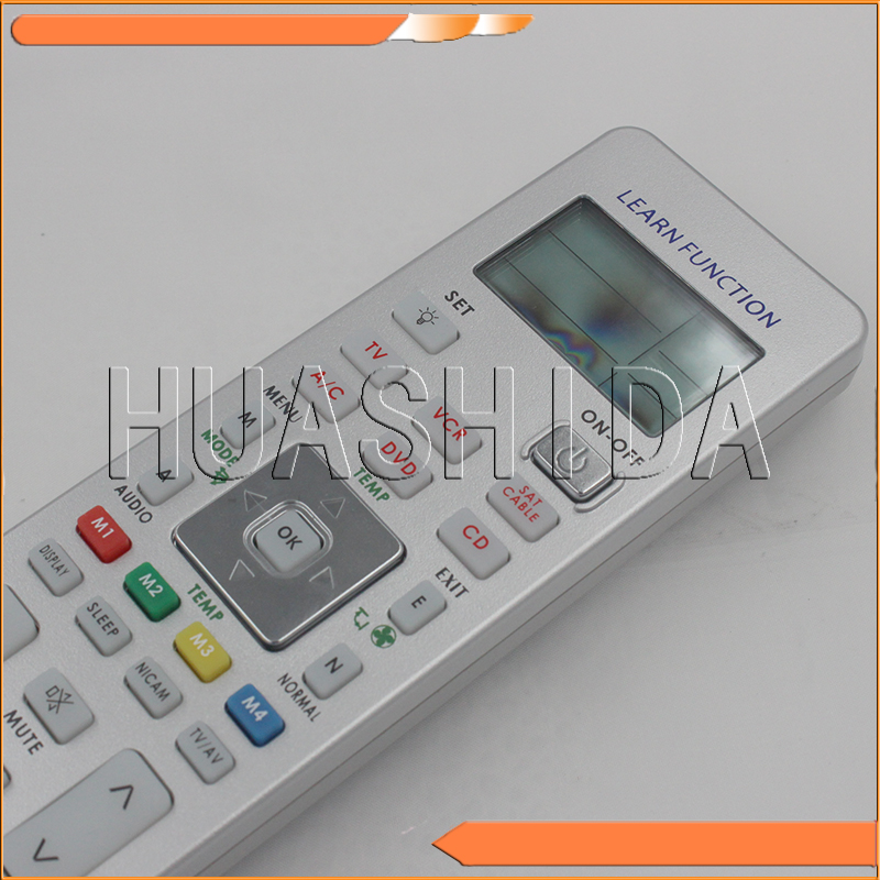 1pcs chunghop rm l987e tvsatdvdcblcdacvcr smart tv 3d 1pcs chunghop rm l987e tvsatdvdcblcdacvcr smart tv 3d universal remote control learning equipment with lcd display in remote controls from consumer publicscrutiny Gallery