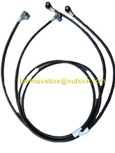 Free shipping new car AUDIO video cable for AUDI