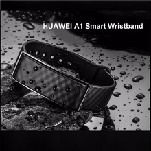 HUAWEI Honor A1 Спорт Умный Браслет Браслет Intelligent Для Android 4.4 iOS Bluetooth 4.1 Мерцание Напоминание Часы Водонепроницаемый IP57