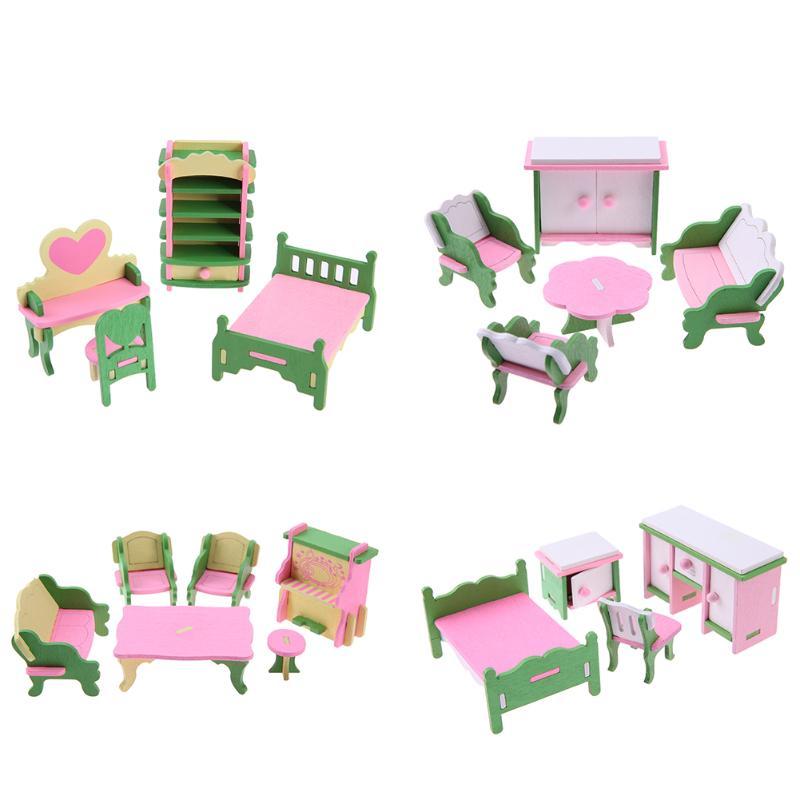 Excepcional Cribsdressers Muebles Conjuntos Embellecimiento ...