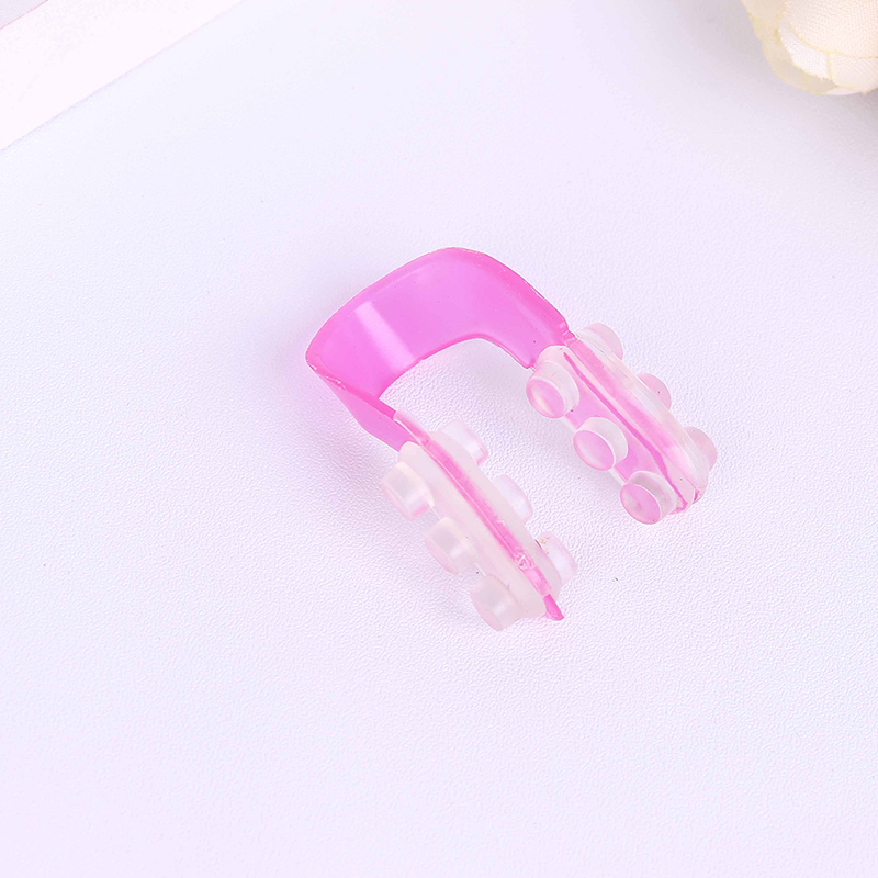 Top Quality Beauty Care Nose Up Lifting Shaping Clip Clipper Shaper Bridge Straightening Beauty Nose Clip Corrector Massage Tool