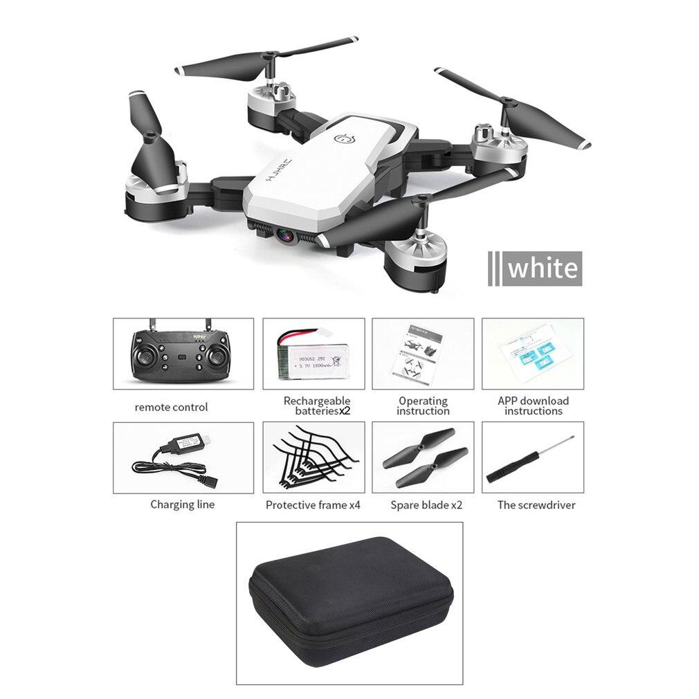 Drone 4K RC Quadcopter Mit Kamera Faltbare FPV Wifi Quadrocopter Weitwinkel Hohe Halten RC Hubschrauber Selfie Drohne Berufs