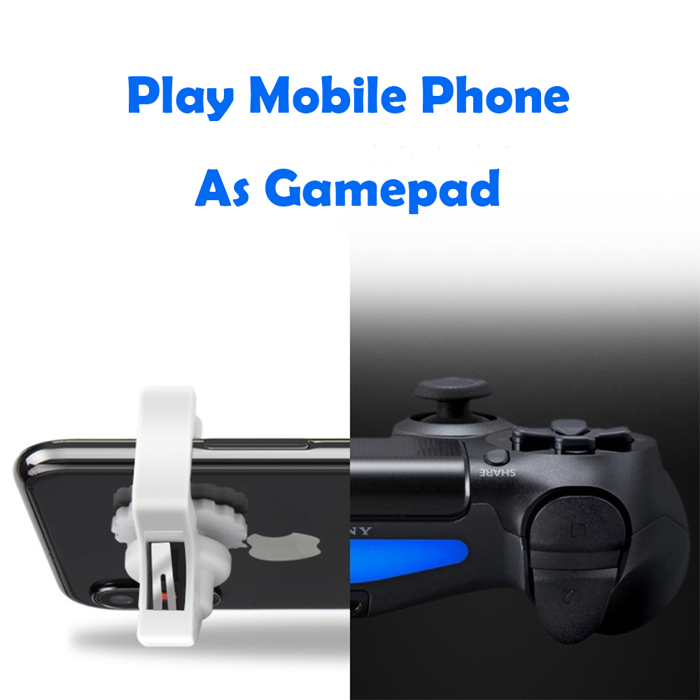 2pcs Gaming Fire Trigger Button For Pubg Mobile Mobile Phone Gamepad Joystick L1 R1 Shooter Aim Key Controller For Iphone Handsome Appearance Video Games