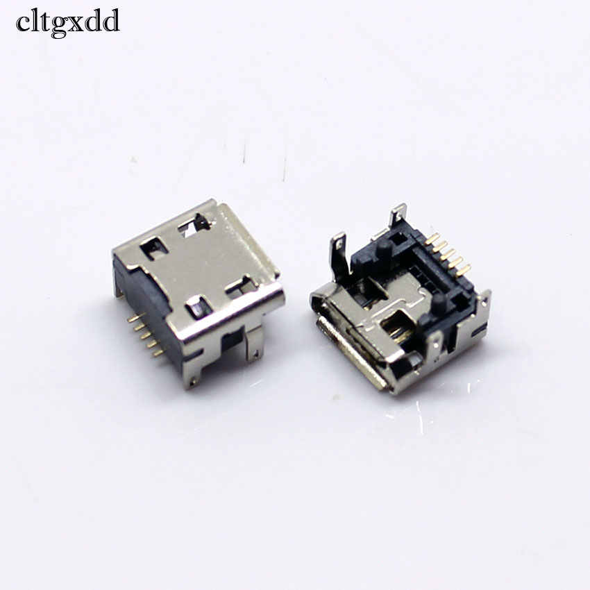 Cltgxdd 2-20 cái Micro USB Sạc Sạc Nối Cắm Cổng Bến Ổ Cắm Jack cho LẬT 3 Bluetooth Loa cho JBL