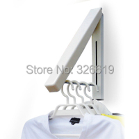 Strengthen Edition Mini Walls Contracting Racks Clothing