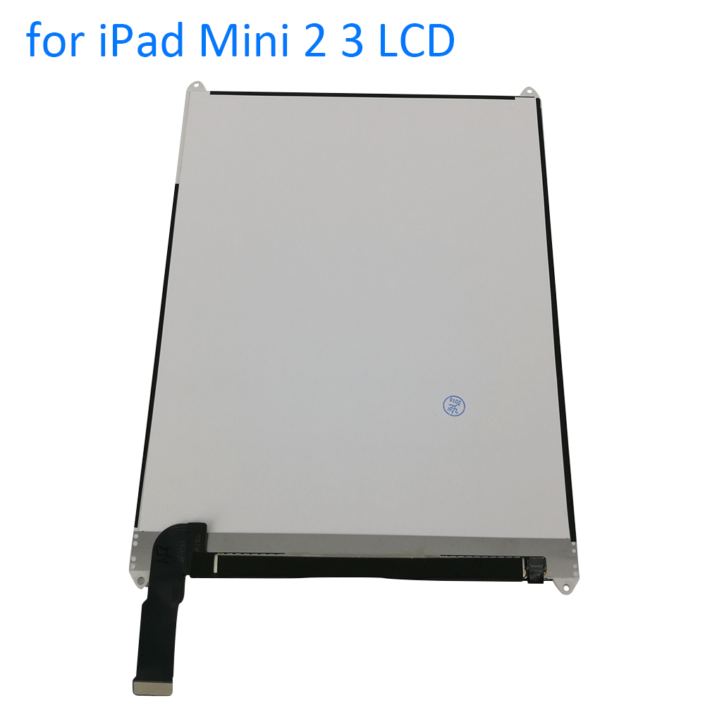 ФОТО ALANGDUO for iPad Mini 2 A1489 A1490 A1491 Mini 3 A1599 A1600 A1601 Apple LCD Display Screen Replacement