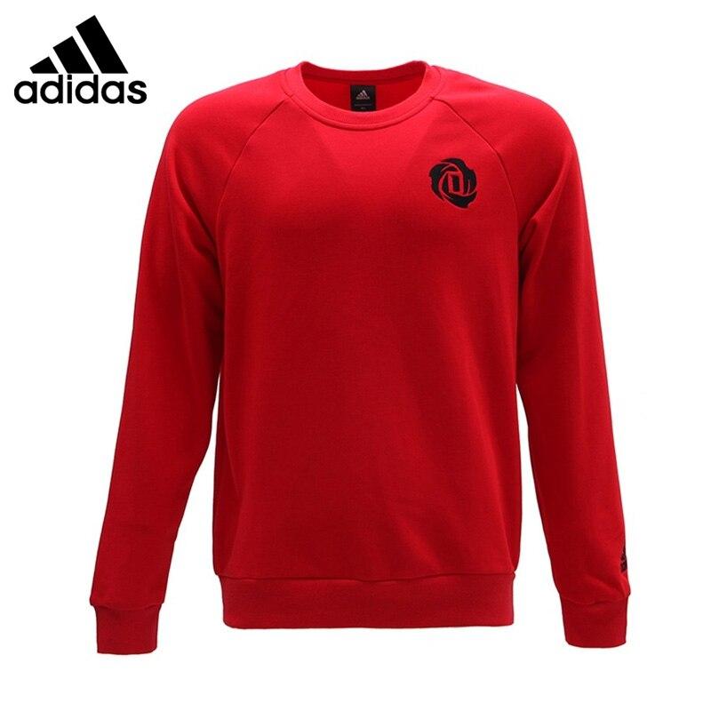 Original New Arrival  Adidas CREW Men's Pullover Sportswear