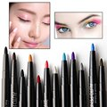 12 Colors Eyeshadow Eyeliner Pen Highlights Natural Long Lasting Waterproof Eye Shadow Pencil For Ladies Cosmetic Makeup Set