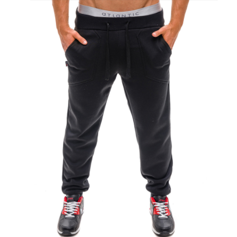 Man Trousers Casual-Pants Mens Joggers Rawstring Male Designer High-Quality New-Fashion