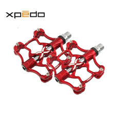 XPEDO CNC Wear Resisting Mountain Bikes Bearings Pedales Bicycle Accessories Ultralight Sealed Bearing Bicicleta MTB Pedals zeray pedales mountain bike for shimano spd self locking zp 109s compatible sealed bearing mtb pedals bicycle accessories