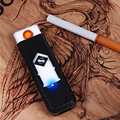 EDC Outdoor Wiederaufladbare USB Lade Leichter Winddicht Flammenlose Elektronische Elektrische Zigarette Rauchfreien Super Feuerzeuge|Zubehör für Selbstverteidigung|Sicherheit und Schutz -