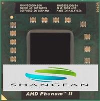 Original AMD Phenom cpu processor Quad Core N950 N 950 HMN950DCR42GM 2.1Ghz/2M Socket S1 638 pin PGA Computer CPU