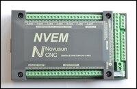 CNC 4 Axis 200KHZ ETHNET Internet Mach3 Card Stepper motor Controller Board PWM NVME