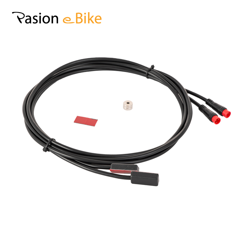Pasion Ebike Electric Bicycle Brake Sensor Sondors Brake Sensor 2 Pin in One Male Connector Hydraulic Brake Sensor Power Cut Off