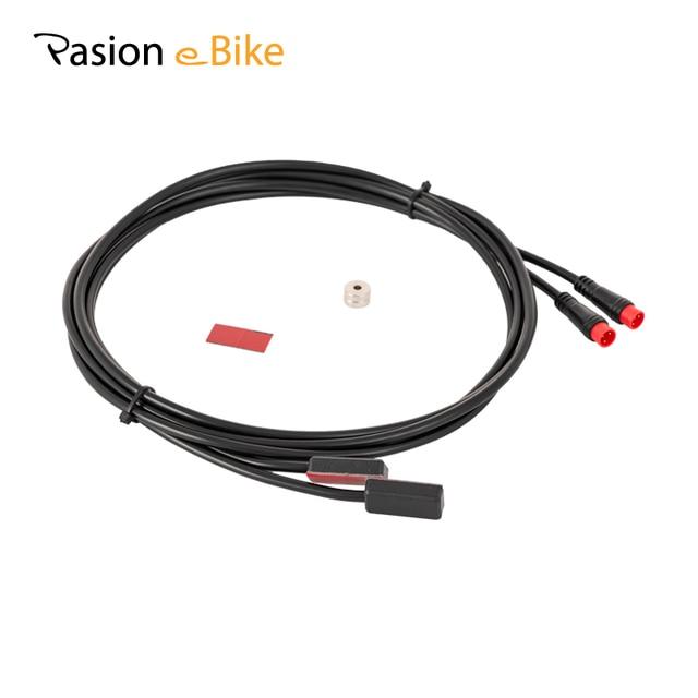 Pasion Ebike Электрический велосипед тормоза Сенсор Sondors тормоза Сенсор 2 Pin в один разъем гидравлический тормоз Сенсор Мощность с off