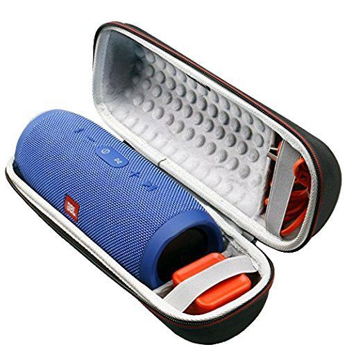 Hard Carrying Case Cover Storage Bag For JBL Charge 3 Bluetooth Speaker By LTGEM