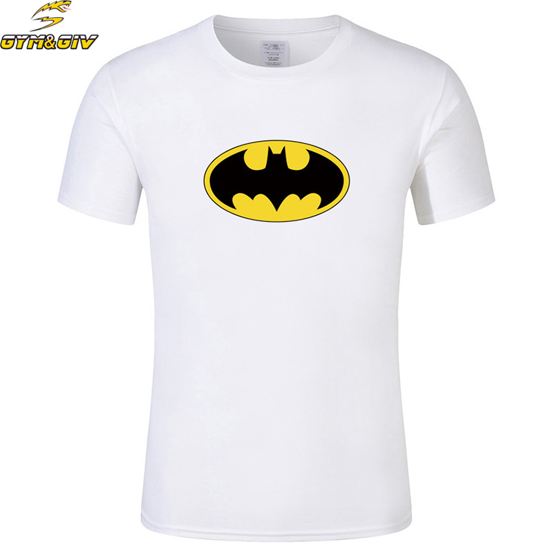 Hot Sale 2018 new fashion Shirt Tees Men 100%cotton Anime short Sleeve Crossfit 3D Superman T Shirt Tops Tees