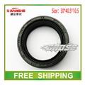 125cc Front damper shock seal suspension ybr yb125 ybr125 yjm125 motorcycle accessories free shipping