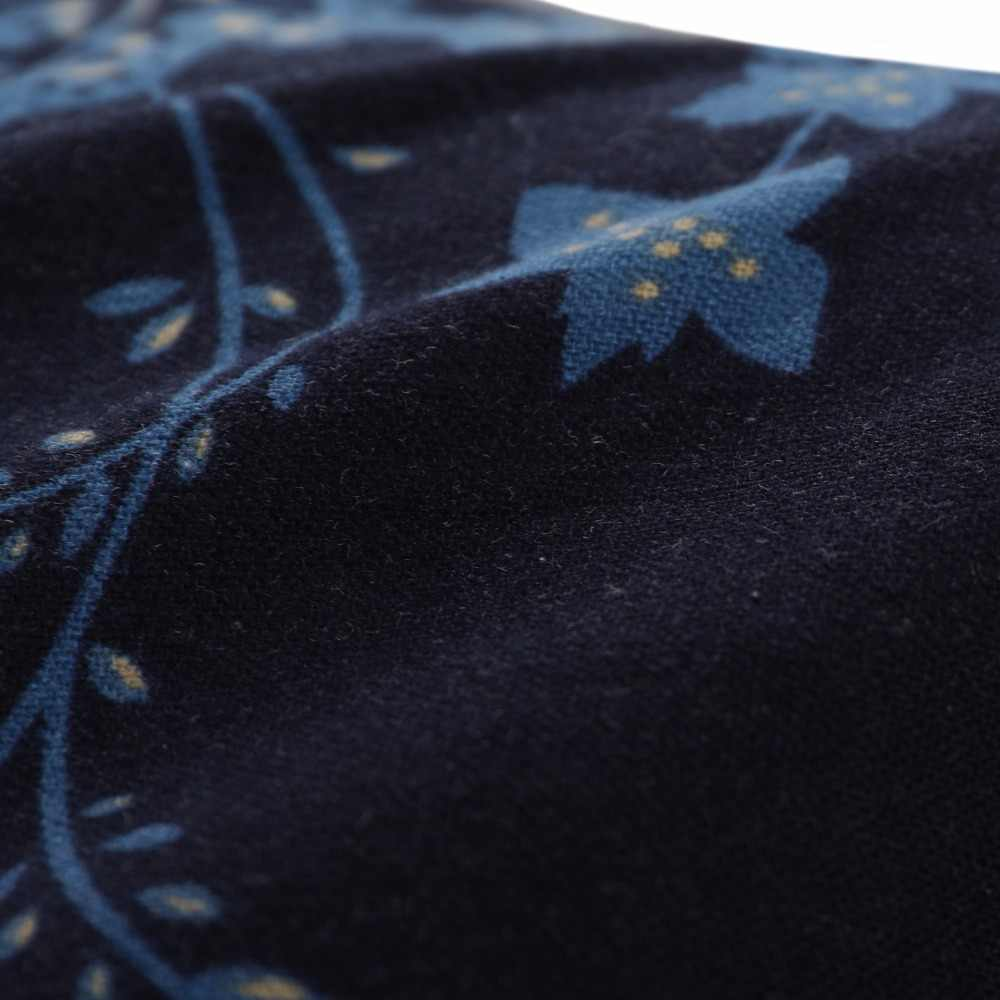 새로운 캐주얼 남성 셔츠 남성 긴 소매 슬림 맞는 인쇄 턴 다운 칼라 camisas 빅 사이즈 C810