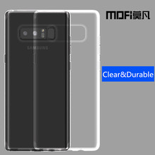 Galaxy note 8 case cover for Samsung note 8 case galaxy note8 back cover soft TPU MOFi for samsung galaxy note 8 cases original