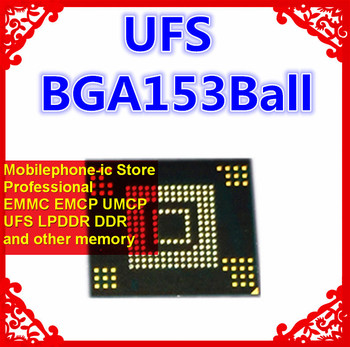 KLUEGAJ1ZD-B0CP BGA153Ball UFS2.1 2.1 256GB Mobilephone Memory New original and Second-hand Soldered Balls Tested OK