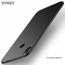Xiaomi Redmi 7 Case Silm Luxury Ultra-Thin Smooth Hard PC Phone Case For Xiaomi Redmi 7 Back Cover For Xiaomi Redmi 7 Fundas все цены
