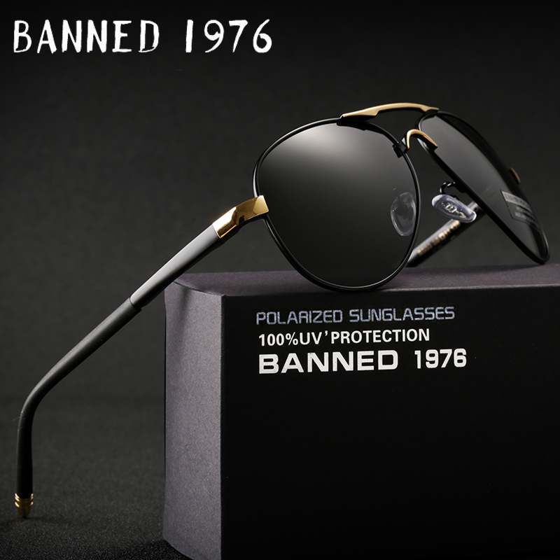 68fbefd5bd Ανδρικά Γυαλιά Ηλίου UV400 BANNED
