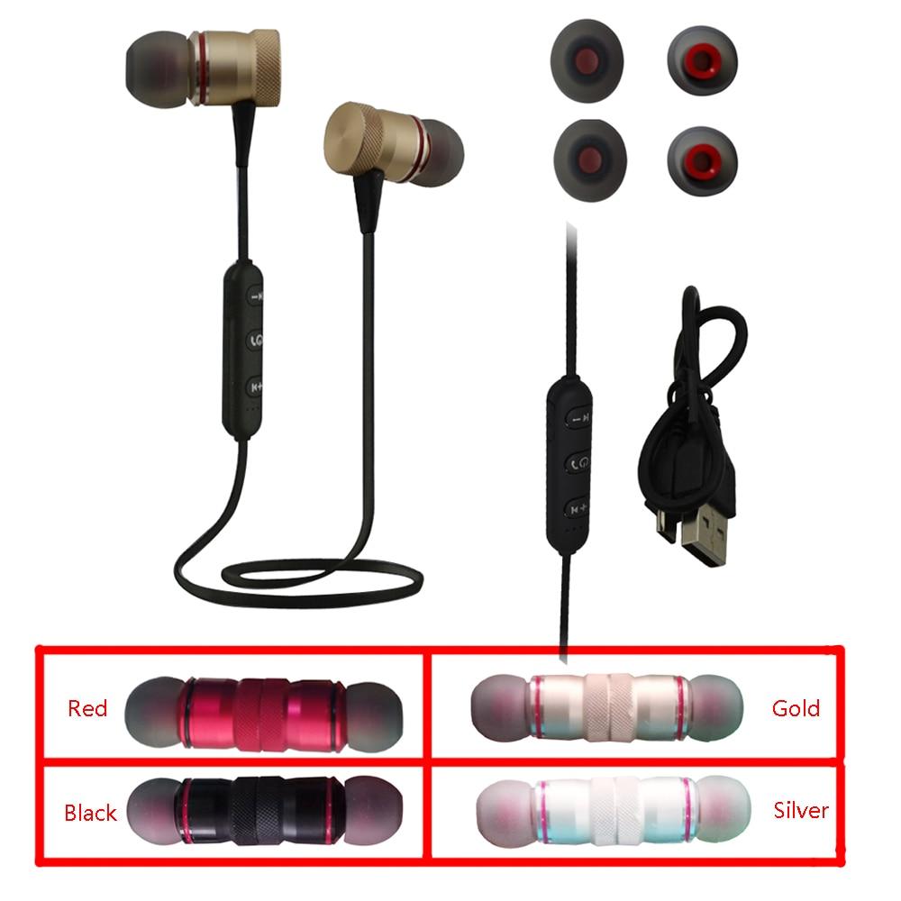 qijiagu 10pcs Wireless Bluetooth Earphones Noise Canceling With Mic Sport Bluetooth earphones stereo earbuds in-ear headset