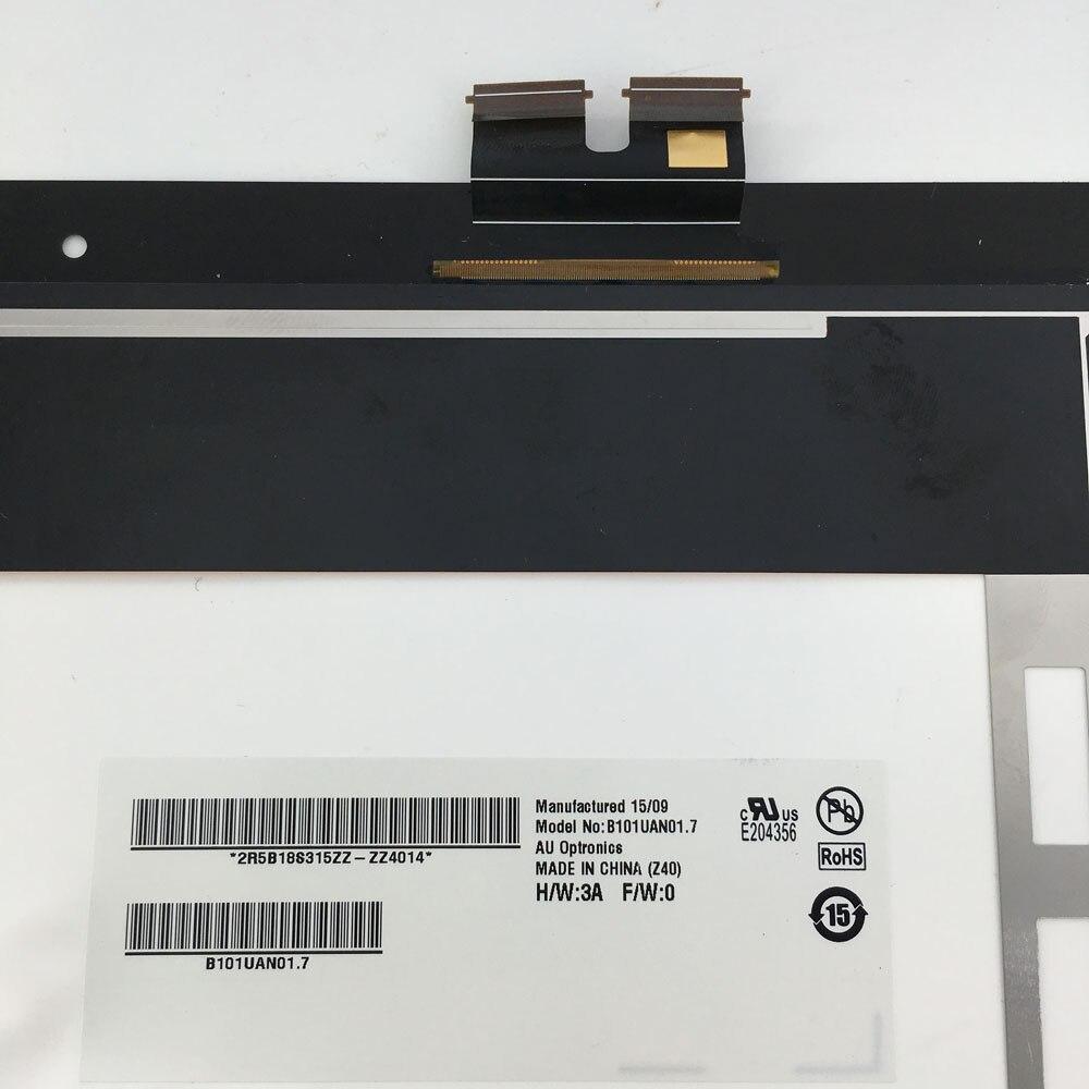 10.1 pouces pour Asus transformer livre T1Chi T100Chi T1 CHI T100 CHI LCD affichage écran tactile numériseur assemblée pièces de rechange - 4