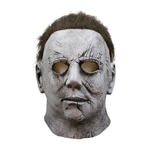 2018 New Horror Movie Halloween Masks Michael Myers Cosplay Adult Latex Helmet Halloween Christmas Party Scary Props цена 2017