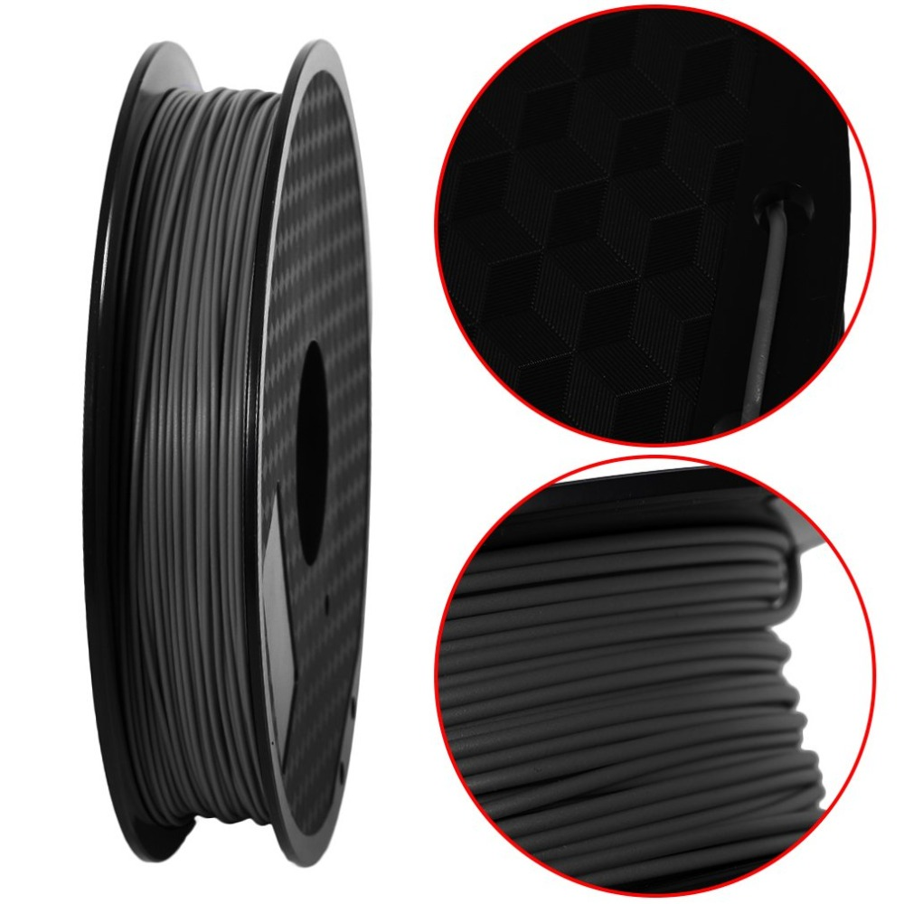 200m PLA Super Long 1.75MM Print Filament 3D Printer Pen Filament Consumables Material For 3D Printer Pen Black color