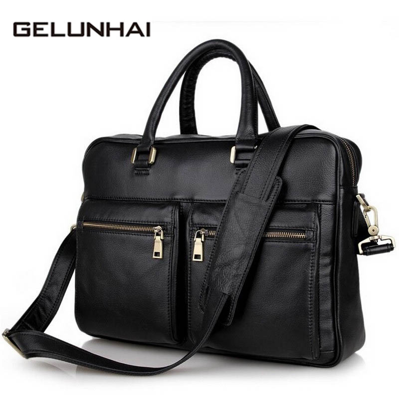 2017 Special Offer Top Solid Soft Casual Single Polyester First Layer Cowhide Leather Men Briefcase Oily Messenger Bag Tote offer wings xx2449 special jc australian airline vh tja 1 200 b737 300 commercial jetliners plane model hobby