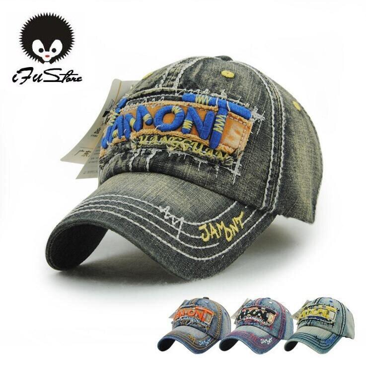 Prix pour Nouveau Style Printemps Coton Mens Chapeau JMT Lettre Unisexe Femmes Hommes Chapeaux Casquette de baseball Snapback Caps Casual
