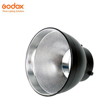 Godox 55 градусов 7 дюймов Стандартный Отражатели крышка лампы блюдо диффузор Bowens Маунт Студия Строб вспышки света ad600b ad600bm ad1200