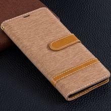 Hit Color Case For Sony Xperia 10 XA2 Ultra L2 XA1 Plus XZ1 Compact XZ1 XZ Premium XZ XZS Z3 Men Girl Wallet Casual Cover DP07Z case for sony xperia l1 x xa ultra case wallet leather cover for sony xperia xz xr xz1 xz premium compact business style case
