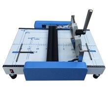 1 шт. A3 автоматический Брошюровальная Машина qy-2000 Термальность binder Электрический складной Брошюровальная Машина 220 В применимо 24/6 тип скобы