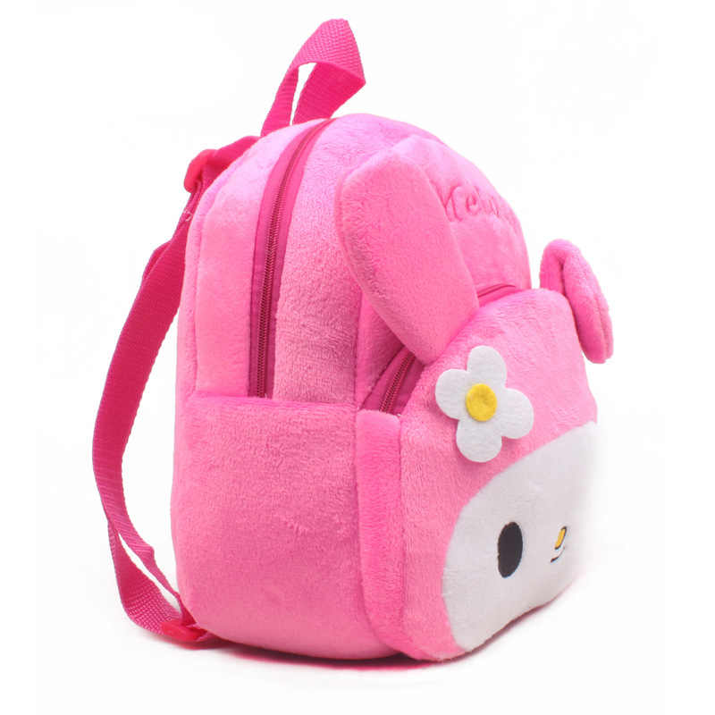 f44cad5215 ... 2015 New Lovely baby character school bags children My Melody design plush  backpack girls toy mini ...