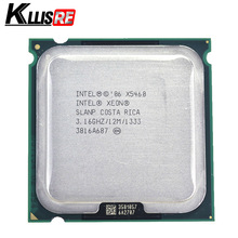 Intel Xeon x5460 3.16GHz 12M 1333Mhz Processor works on LGA775 mainboard no need adapter