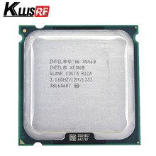 Intel Xeon x5460 Processor 3.16GHz 12M 1333Mhz CPU werkt op LGA 775 moederbord(China)