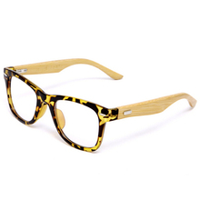 Wooden Frame Spectacles