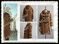 Город будущего № 6 Shion куртка пальто косплей костюм сделанные на заказ