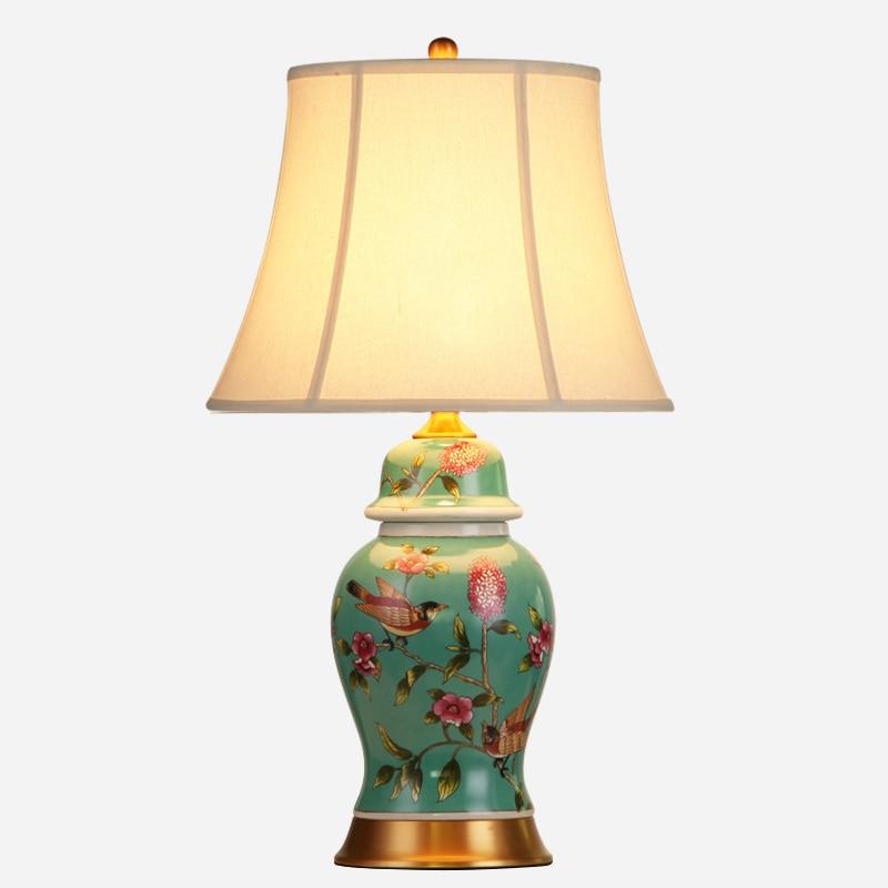 Buy classical european elegant chinese - Elegant table lamps for living room ...