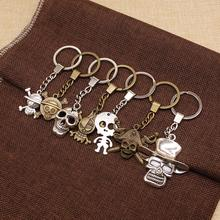 WYSIWYG Hat Skull Mix Skull Key Chain Charm For Diy Handmade Gifts Jewelry women short wallet mini coin purse fashion heart design small wallets for girls tassel zipper puirses coin purse card holder