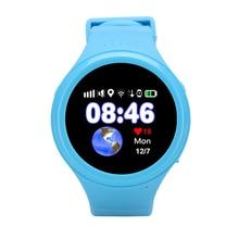 GPS smart watch baby watch T88 Bluetooth Kids Smartwatch Phone Smart Round Screen MTK2503 Smart Wristwatch SOS WiFi SIM watch