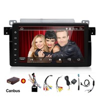 9 Inch Android 6 0 For Bmw E46 M3 Car Dvd Gps Navigation Wifi 4G LTE