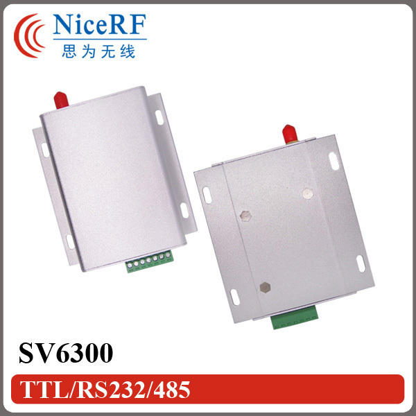 2pcs/Lot 470MHz RS485 Interface |3W 6KM Long range Remote Wireless RF Module SV6300 (Not Including Antenna)