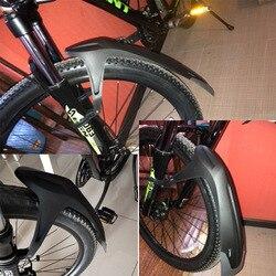 "24/""-29/"" Mountain Bike Mudguard MTB Bicycle Mud Guard Tire Fender Set Front Rear//"